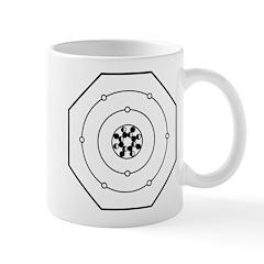 Universal Oxygen Symbol Mug