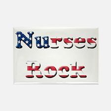 Cute Nurses Rectangle Magnet (100 pack)