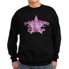 Popstar Camp Lipsync champion Sweatshirt