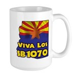Viva Los SB1070 Large Mug