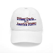 America Stops Baseball Cap