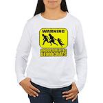 Undocumented Democrats Women's Long Sleeve T-Shirt