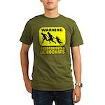 Undocumented Democrats Organic Men's T-Shirt (dark