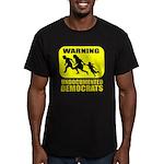 Undocumented Democrats Men's Fitted T-Shirt (dark)
