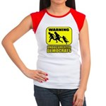 Undocumented Democrats Women's Cap Sleeve T-Shirt