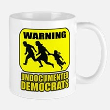 Undocumented Democrats Small Small Mug