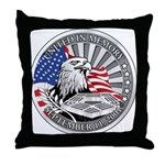 United in Memory Throw Pillow