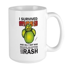 Survived MRSA Mug