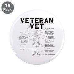 Veteran Vet Female 3.5
