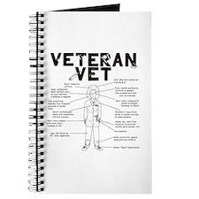 Veteran Vet Female Journal