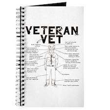 Veteran Vet Male Journal