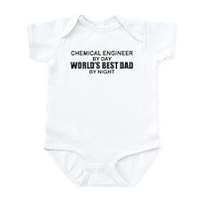 World's Best Dad - Chem Eng Infant Bodysuit
