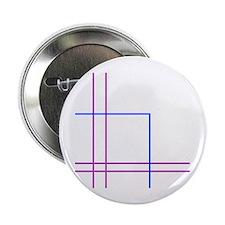 """Modern Plaid 2.25"""" Button (100 pack)"""