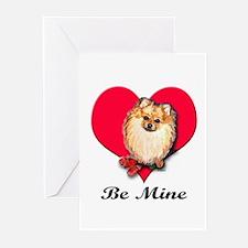 Pom Valentine Greeting Cards (Pk of 10)