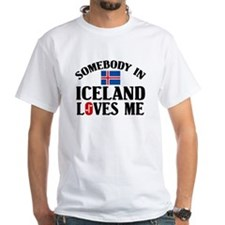 Somebody In Iceland Shirt
