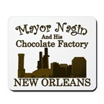 Mayor Nagin Chocolate Factory Mousepad