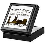 Mayor Nagin Chocolate Factory Keepsake Box