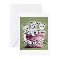 GrandDogs!!! Greeting Cards (Pk of 10)