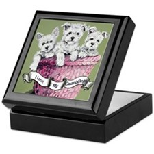 GrandDogs!!! Keepsake Box