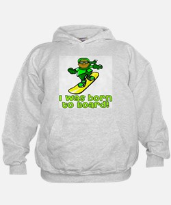Born to Board Ethan Hoodie