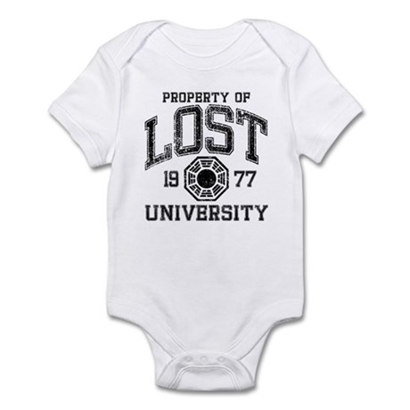 Lost Univ Infant Bodysuit