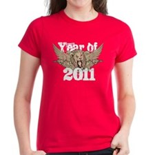 Year of 2011 Winged Lion Tee