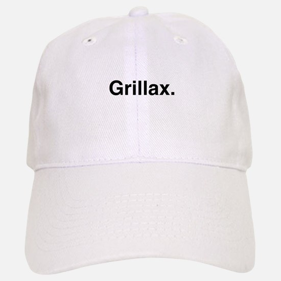 Grillax Baseball Baseball Cap