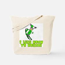 Born to Board Jacob Tote Bag
