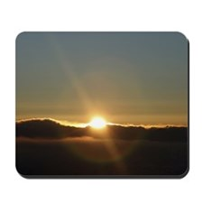 Sunrise Sunburst Mousepad