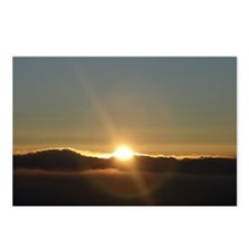 Sunrise Sunburst Postcards (Package of 8)