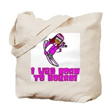 Born to Board Emma Tote Bag