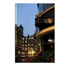 Stags Head Pub Postcards (Package of 8)