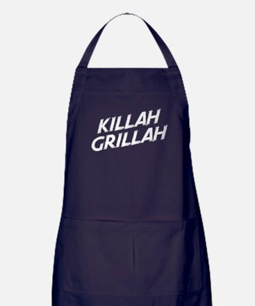 Killah Grillah Apron (dark)