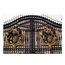 Royal Palace Gate Postcards (Package of 8)