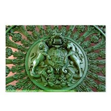 Royal Gate Seal Postcards (Package of 8)