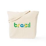 Brazil Canvas Totes