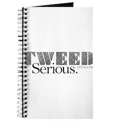 Plain Tweed Journal
