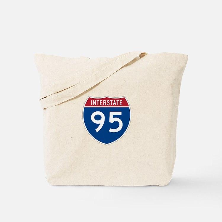Cute Interstate Tote Bag
