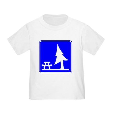 D5-5a Picnic Toddler T-Shirt