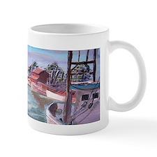 """""""Workboats at Rest"""" Mug"""