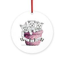 GrandDogs!!! Ornament (Round)