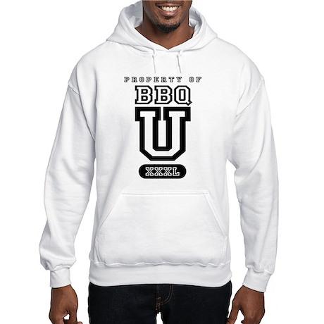 BBQ U Hooded Sweatshirt