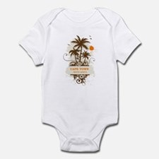 Cape Town South Africa Infant Bodysuit