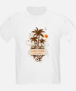 Cape Town South Africa T-Shirt