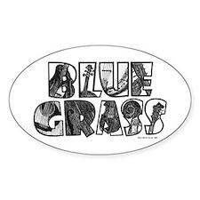 Bluegrass Design Decal