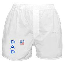 DAD 2010 Boxer Shorts