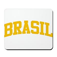 Brasil Yellow Mousepad