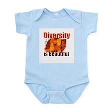 Diversity is Beautiful Infant Creeper