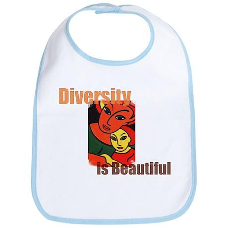 Diversity is Beautiful (2) Bib