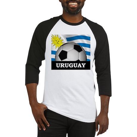 Football Uruguay Baseball Jersey